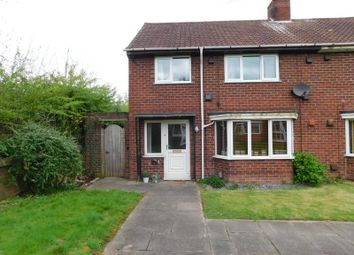 Thumbnail 3 bed semi-detached house for sale in Southfields Close, Burton Manor, Stafford