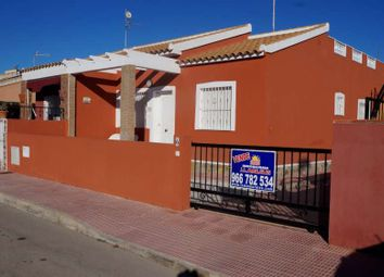 Thumbnail 2 bed semi-detached bungalow for sale in Town, Daya Nueva, Alicante, Valencia, Spain
