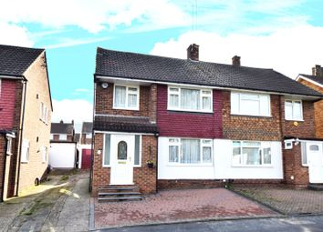 Thumbnail 3 bed semi-detached house for sale in St Georges Road, Swanley, Kent