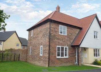 Thumbnail 3 bedroom property for sale in The Ridings, Poringland