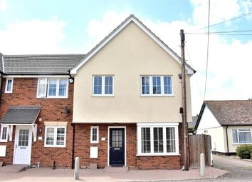 3 bed end terrace house for sale in Little Canfield, Dunmow, Essex CM6