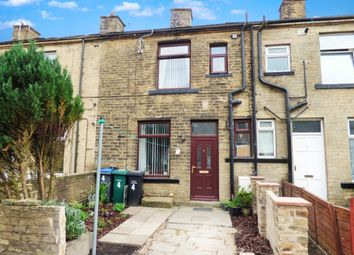 Thumbnail 1 bed terraced house for sale in Wellington Street, Queensbury, Bradford