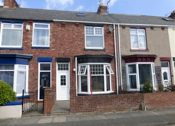 Thumbnail 2 bed terraced house for sale in Percy Street, Hartlepool