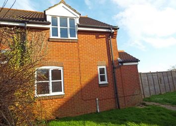 Thumbnail 2 bedroom end terrace house for sale in South Street, Great Dunham, King's Lynn