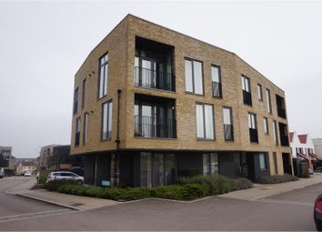 Thumbnail 2 bed flat for sale in Braggowens Ley, Harlow