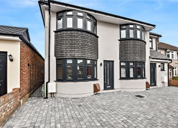 Thumbnail 2 bed semi-detached house for sale in Long Lane, Bexleyheath, Kent