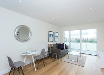 Thumbnail 1 bedroom flat to rent in Greenwich Millennium Village 2, Barquentine Heights