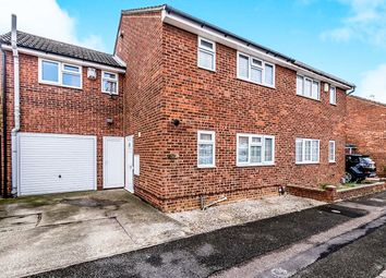 Thumbnail 4 bed semi-detached house for sale in Whitebeam Close, Kempston, Bedford
