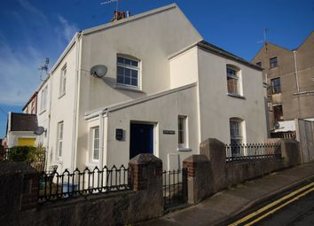 Thumbnail 3 bed end terrace house for sale in Clareston Road, Tenby