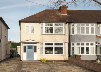 Thumbnail 3 bed property for sale in St. Margarets Avenue, Cheam, Sutton