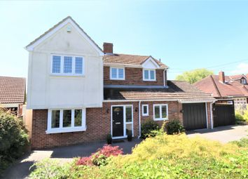 Thumbnail 4 bed detached house for sale in New Road, Ingatestone, Essex