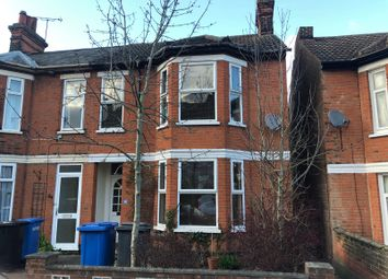 Thumbnail 3 bed terraced house to rent in Phillip Road, Ipswich