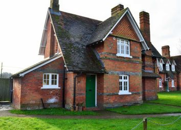 Thumbnail 2 bed semi-detached house to rent in Marsh Benham, Newbury