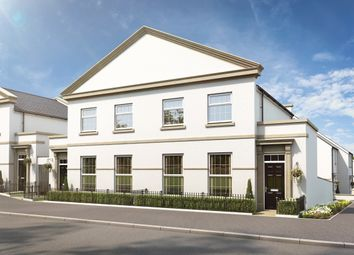 Thumbnail 3 bedroom semi-detached house for sale in Leo Avenue, Plymouth