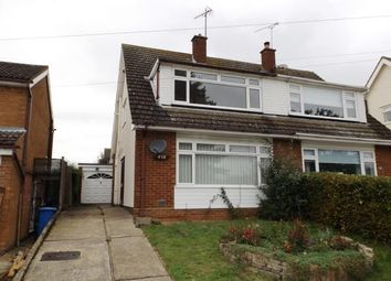 Thumbnail 2 bed semi-detached house for sale in Ipswich, Suffolk