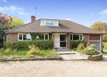 Thumbnail 3 bedroom bungalow for sale in Sherborne St John, Basingstoke, Hampshire