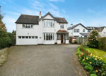 Thumbnail 4 bed detached house for sale in Alder Lane, Balsall Common, West Midlands