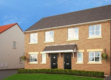 "Thumbnail 3 bed property for sale in ""The Kendal At Capella"" at Westway, Eastfield, Scarborough"