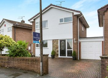 Thumbnail 3 bed detached house for sale in Tay Close, Biddulph, Stoke-On-Trent