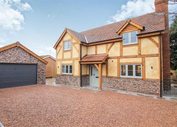 Thumbnail 3 bedroom detached house for sale in Bodenham, Hereford