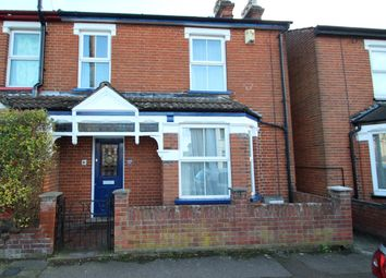 Thumbnail 3 bed semi-detached house for sale in Springfield Lane, Ipswich