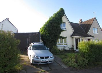 Thumbnail 3 bed semi-detached house to rent in Lomond Gardens, Elderslie, Johnstone