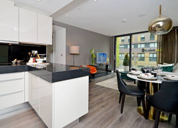 Thumbnail 2 bed flat for sale in Goodman's Fields, Aldgate