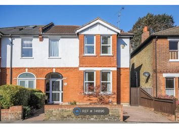 Thumbnail 4 bed semi-detached house to rent in Cambridge Road, Bromley