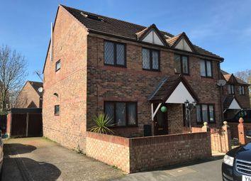 Thumbnail 5 bed semi-detached house for sale in Hodges Close, Havant