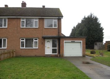 Thumbnail 3 bed semi-detached house to rent in Church View, Redmarshall