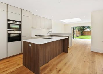 Thumbnail 4 bed semi-detached house for sale in Baker Street, Weybridge, Surrey