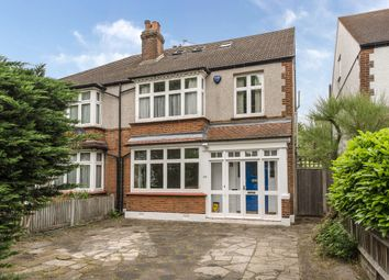 Thumbnail 5 bed semi-detached house for sale in Dorset Road, Merton Park