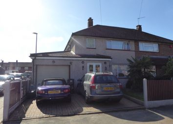 3 bed semi-detached house for sale in Uvedale Crescent, New Addington, Croydon CR0