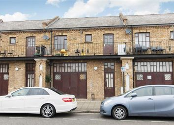 Thumbnail 4 bed terraced house to rent in Essex Park Mews, London