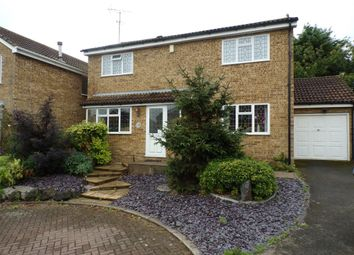 Thumbnail 4 bed detached house for sale in Brooke Drive, Gravesend