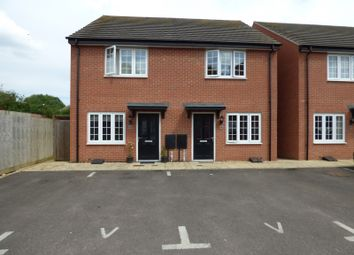 Thumbnail 2 bed semi-detached house to rent in John Clare Close, Oakham