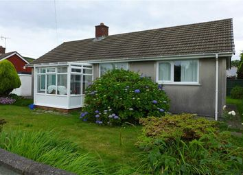 Thumbnail 3 bed bungalow for sale in Glanyrafon Terrace, Llanrhystud, Ceredigion