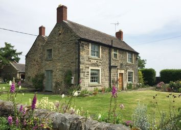 Thumbnail 4 bed detached house for sale in Hill Top House, Stretton, Derbyshire