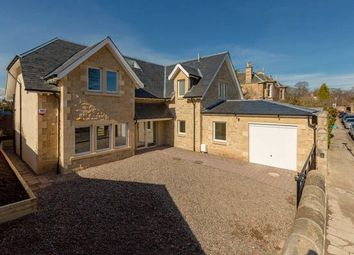 Thumbnail 5 bed detached house for sale in St. Thomas Road, Edinburgh