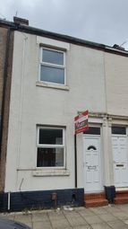 Thumbnail Terraced house to rent in Waterloo Street, Northwood, Stoke-On-Trent