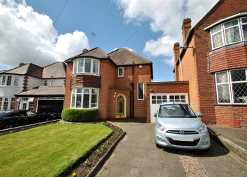 Thumbnail 3 bed link-detached house for sale in Alcester Road South, Kings Heath, Birmingham