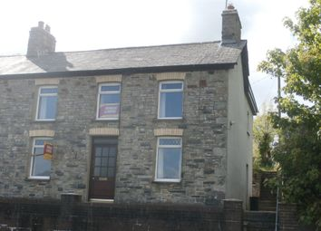 Thumbnail 3 bedroom semi-detached house for sale in Frondeg, Llanybydder