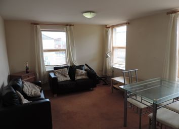Thumbnail 1 bed flat to rent in Clifton Street, Splott Cardiff