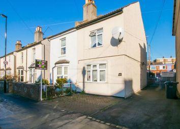 Thumbnail 2 bed semi-detached house for sale in Saxon Road, Selhurst, Croydon