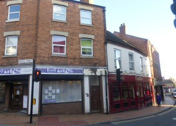 Thumbnail 2 bedroom flat to rent in Church Street, Wellingborough