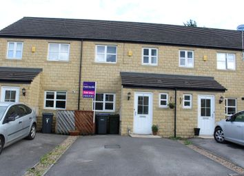 Thumbnail 3 bed mews house for sale in Clough Fold, Keighley