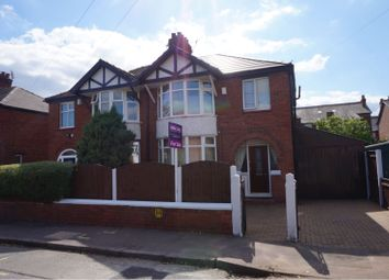 Thumbnail 3 bed semi-detached house for sale in St. Hildas Road, Northenden