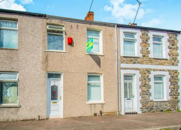 Thumbnail 3 bed terraced house for sale in Russell Street, Cathays, Cardiff