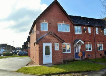 Thumbnail 3 bed end terrace house for sale in Yoxall Drive, Littledale, Kirkby
