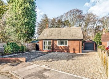 Thumbnail 3 bed detached house for sale in Spinney Drive, Sale, Manchester, Greater Manchester